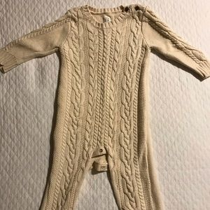 Baby Gap Sweater One Piece. Size 12-18 Months